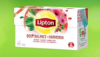 Herbata Lipton za darmo