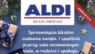 Aldi Gazetka